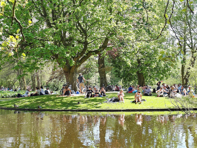 Saker att göra i Amsterdam på våren