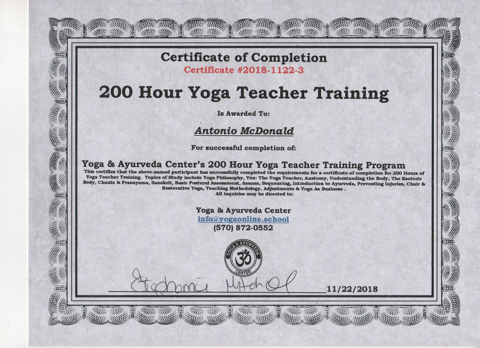 How Can I Earn Money With An Online Yoga Certification