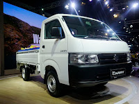 SUZUKI NEW CARRY PICK UP 2019 RESMI DI LUNCURKAN