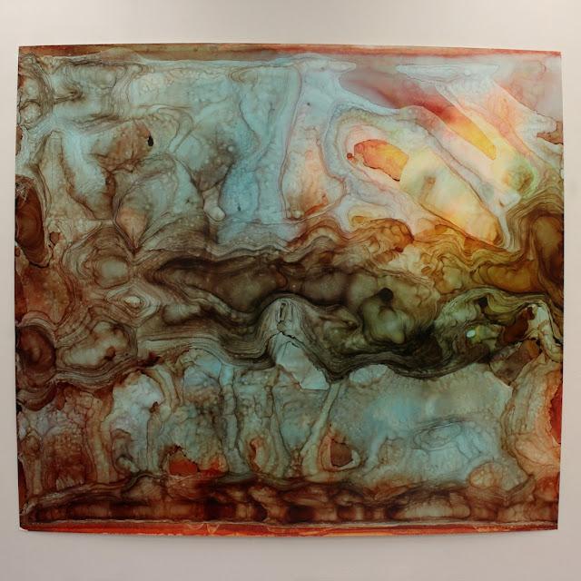 Ink Wash Paintings by Joseph Santarpia