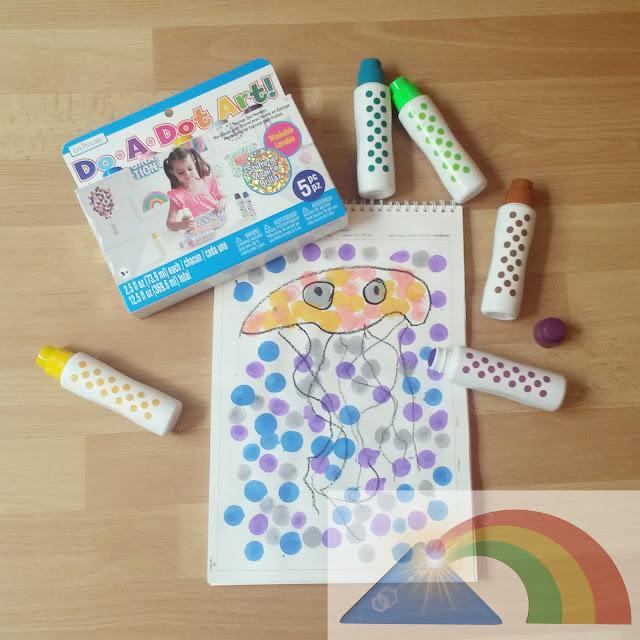 Do a Dot Art Markers