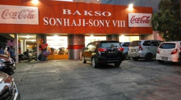Bakso Sony 23 Oleh Oleh Lampung Kekinian yang Wajib kamu Bawa Pulang
