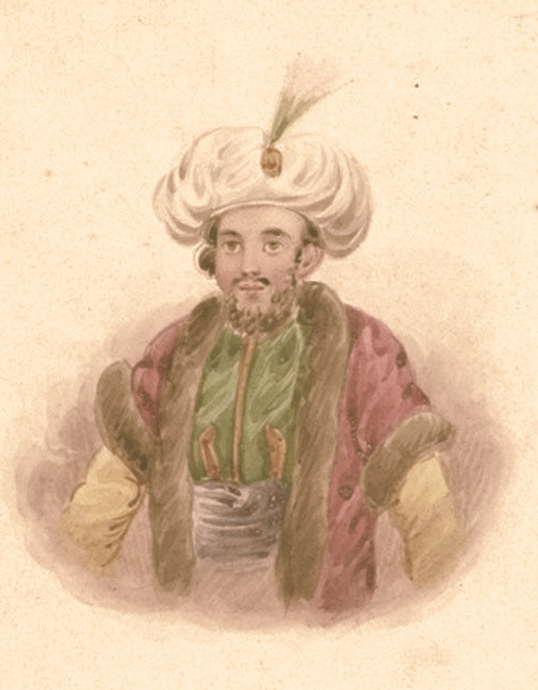 Ala al-Din Masud, King of Delhi
