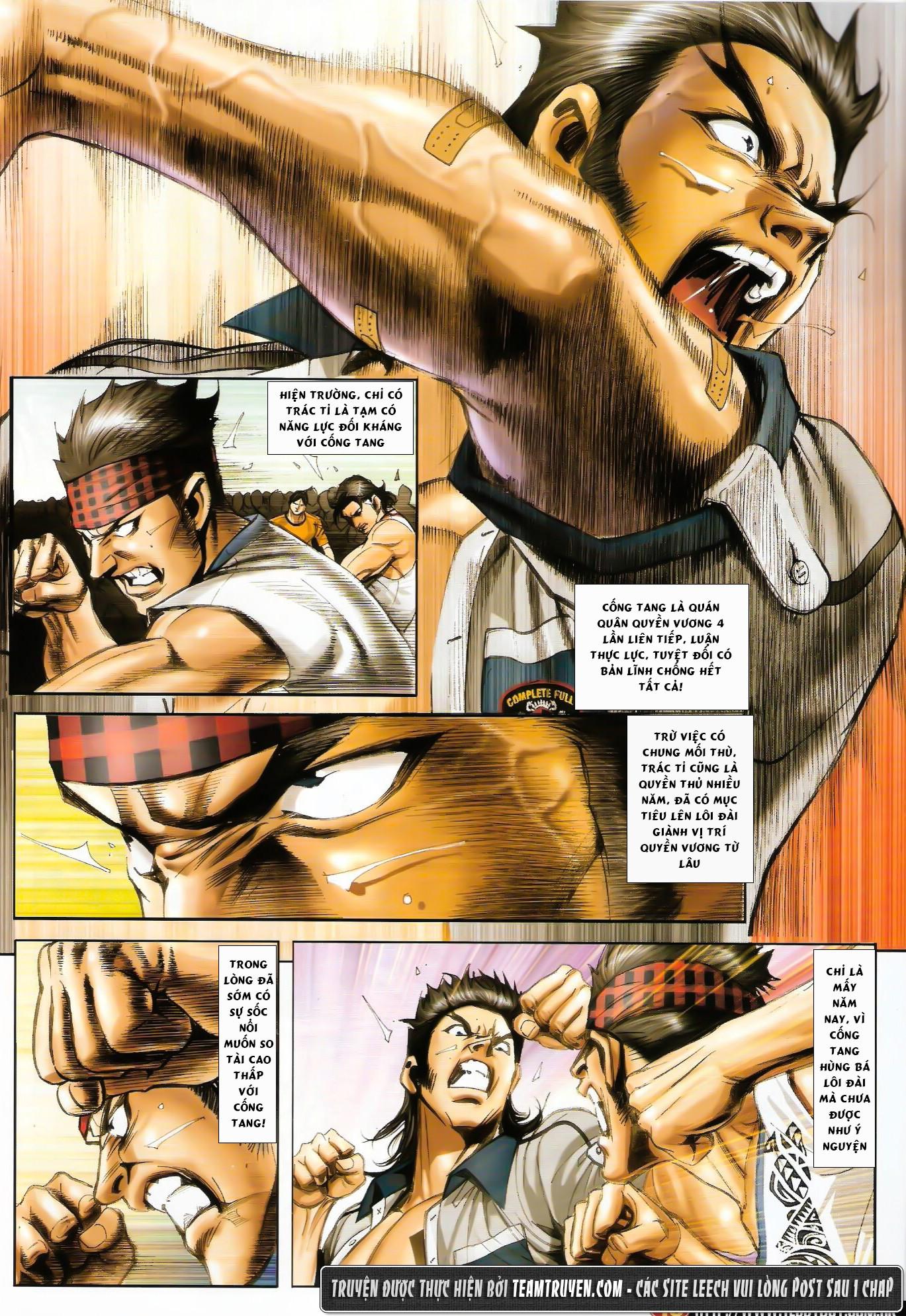 Người Trong Giang Hồ NetTruyen chap 1431 - Trang 16