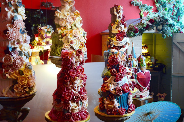 Choccywoocydoodah cakes