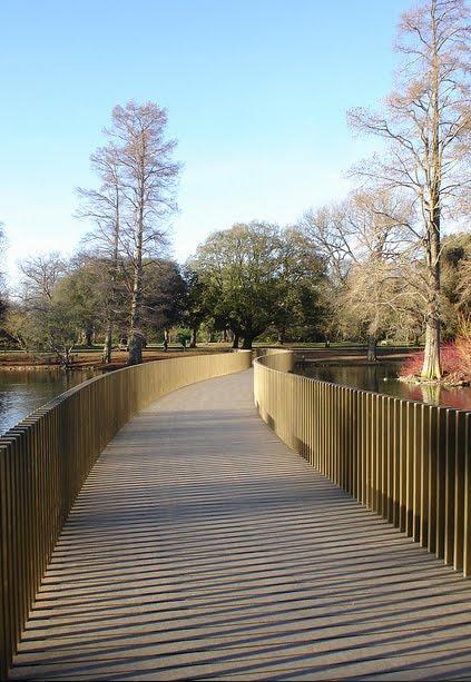 Borden Park Pavilion Pawson Kew Bridge Railing