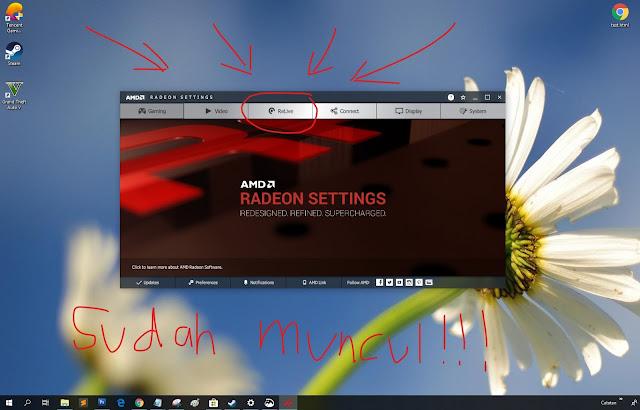 AMD ReLive, ekarang sudah muncul.