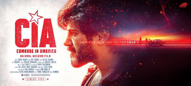 Dulquer Salmaan's 'Comrade in America(CIA)' Movie New Poster