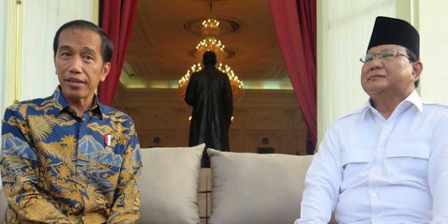 Sambut Puan, Taktik Perang 'Blietzkrieg' Prabowo ke Jantung Pertahanan Lawan