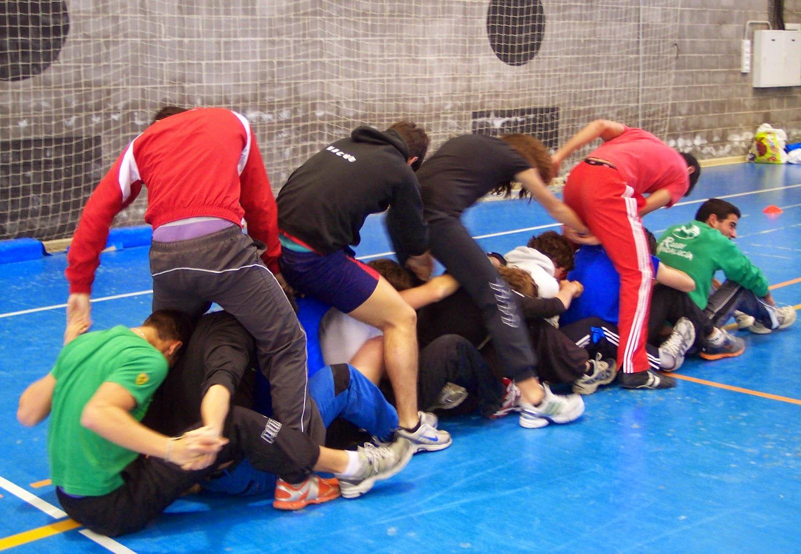 Julio Herrador Educacion Fisica Y Juegos Proxima Semana Sesion