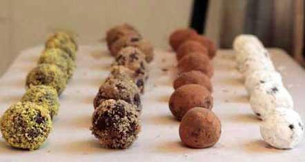 как сделать конфеты трюфель