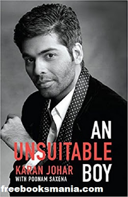 An Unsuitable Boy by Karan Johar pdf free