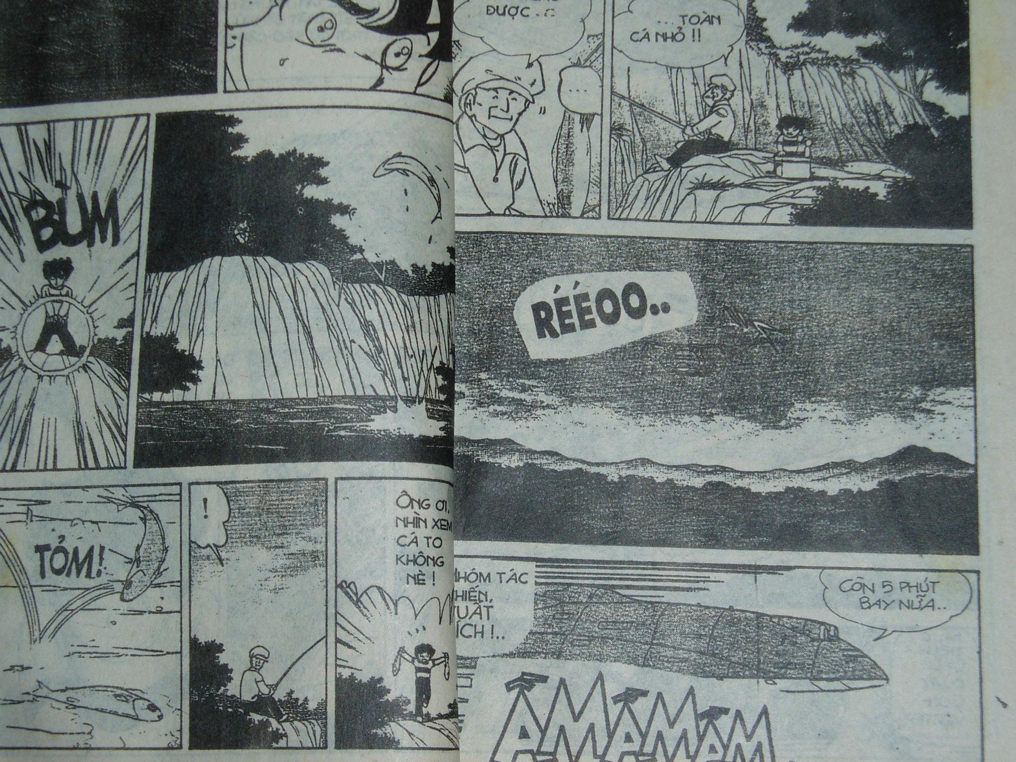 Siêu nhân Locke vol 14 trang 3