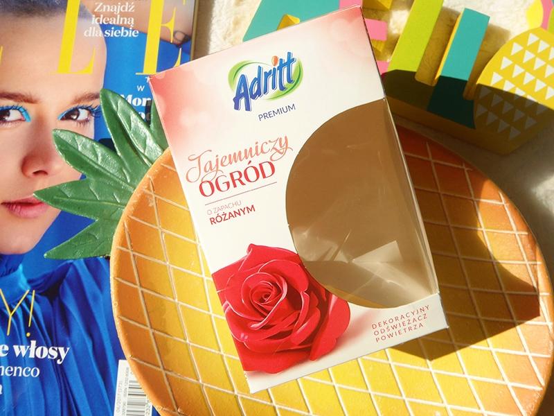 Adritt dyfuzor zapachowy róża