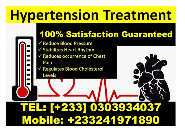 Hypertension Treatment - Natural Remedy
