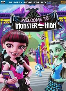 Monster High: Bem Vindo À Monster High