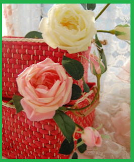 Manufacture of natural silk roses in Saudi Arabia