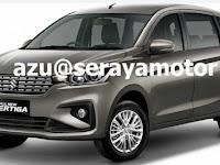Suzuki Ertiga Facelift Hadir April 2018?