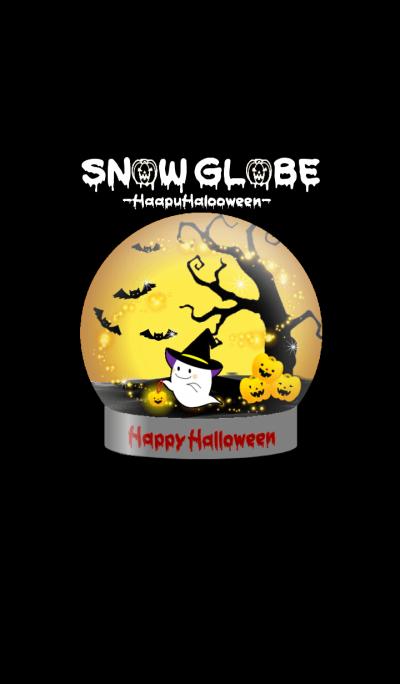 Snow Globe -Happy Halloween-
