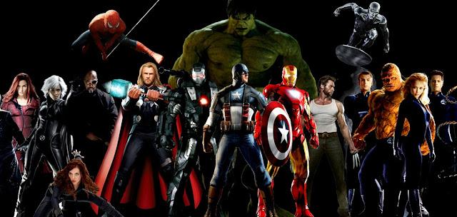Caractere Din Universul Marvel