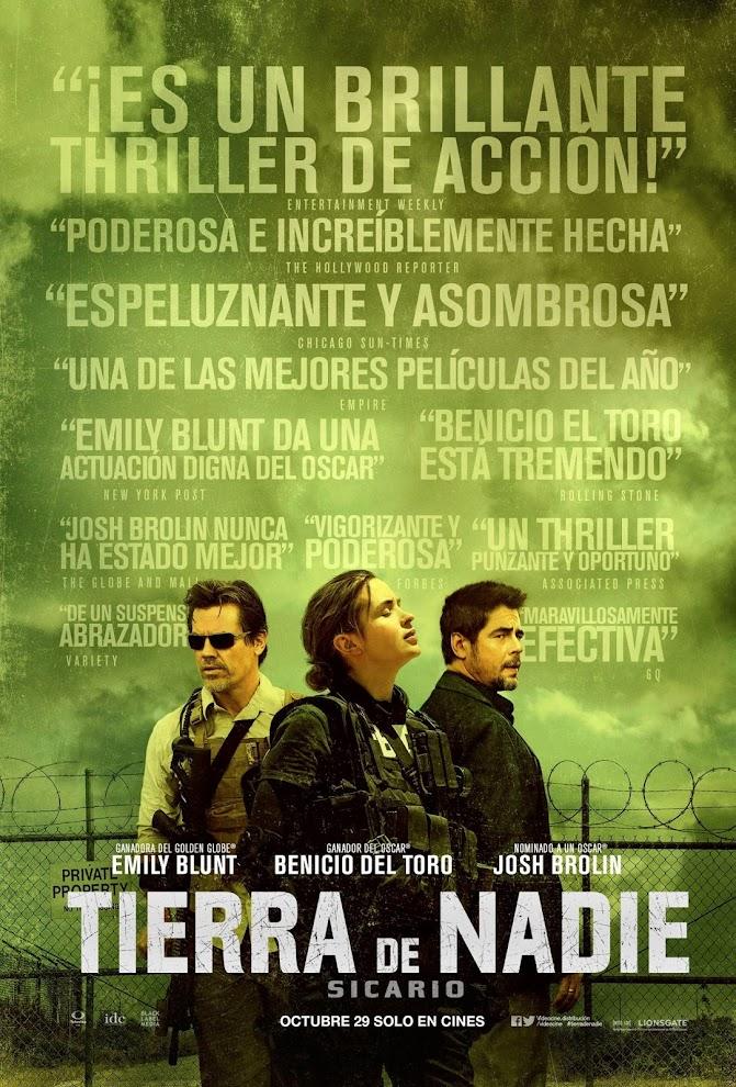 Descargar Tierra de nadie: Sicario Latino por MEGA.