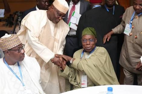 Obasanjo To Atiku: