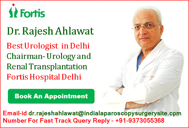 Dr. Rajesh Ahlawat Offers Trusted, Personalized Care for All Urological Treatment in India