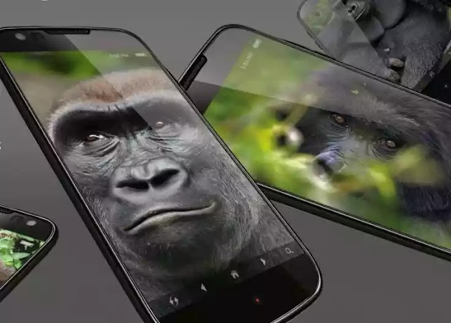 what is Gorilla Glass explain in Hindi.