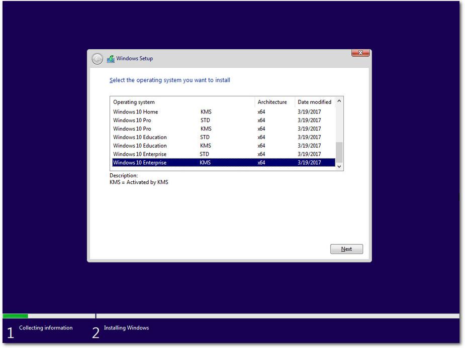 Windows 7 8 1 10 RS3 X64 22in1 ESD en-US DEC 2017
