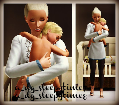 My Sims 3 Blog Cuddly Toddler Poses By Doylegirl