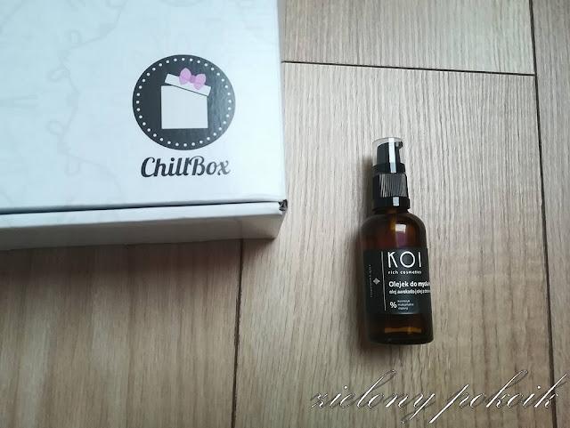 KOI Cosmetics - Olejek do mycia twarzy