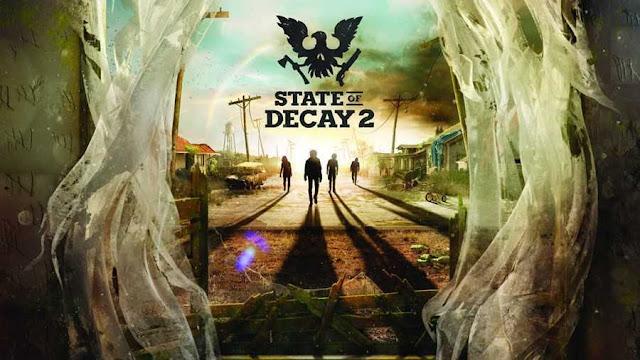 Undead Labs yang mengusung game dengan genre Survival Spesifikasi Game State of Decay 2 Untuk PC