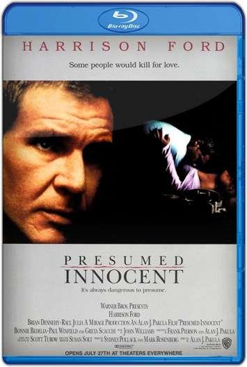 Se presume inocente (1990) HD 1080p Latino