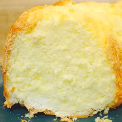 The Low Fat World Glorious Sponge Cake