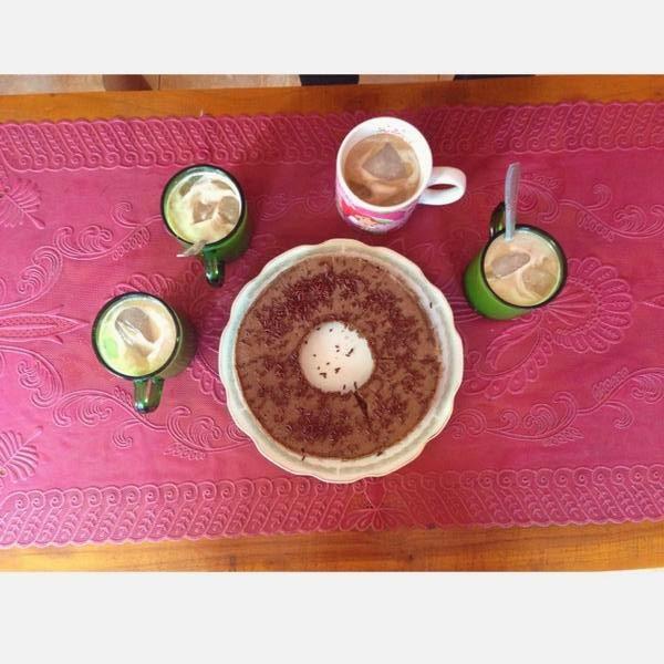 Resep Bolu Kukus Sederhana White Coffe Empuk