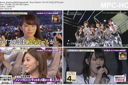 Nogizaka46 - Buzz Rhythm 02 181116 (NTV)