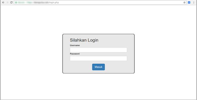 PHP Dasar : Login Otomatis Menggunakan Curl PHP