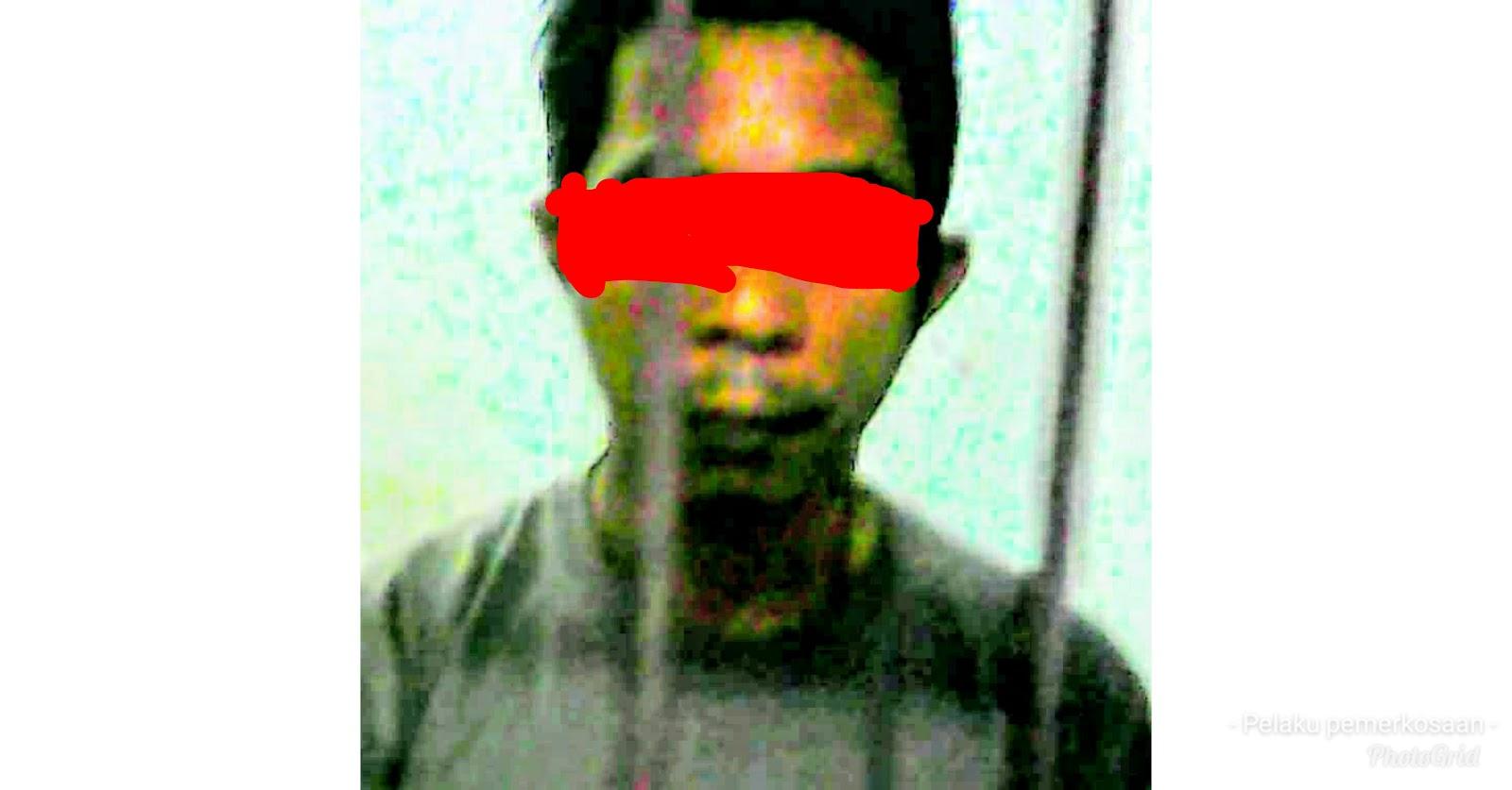 Polsek Beo Utara Amankan Rinto Pelaku Pemerkosaan Anak Tiri