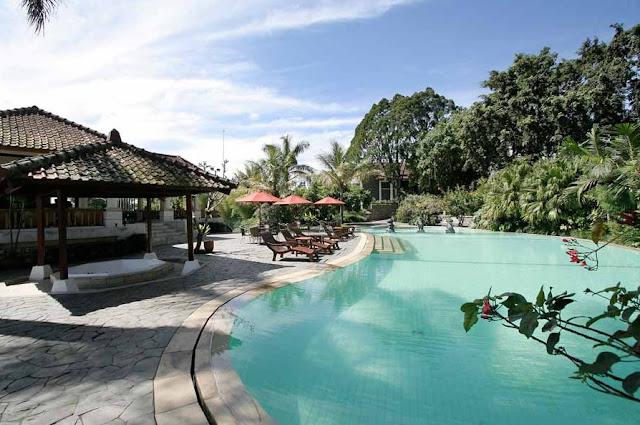 Kolam Renang Novus Hotel
