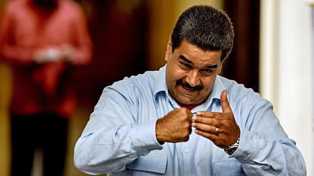 VENEZUELA-SOB-COMUNISMO