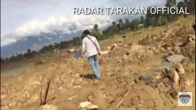 Suara Misterius dan Aneh Tak Sengaja Terekam Dalam Video Relawan di Petobo