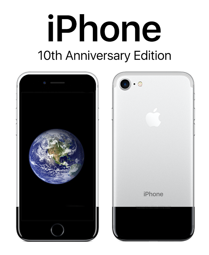 iPhone 10th Anniversary Concept