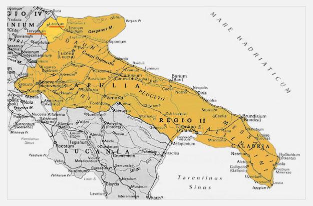 Cartina Puglia Con Province.Sfatiamo Gli Errati Luoghi Comuni Taranto E Salento Museo Spartano Taranto