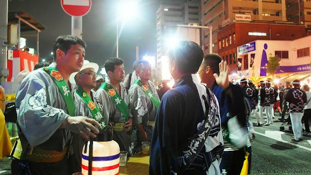 岸和田山車祭
