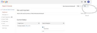 google webmaster tools submit url