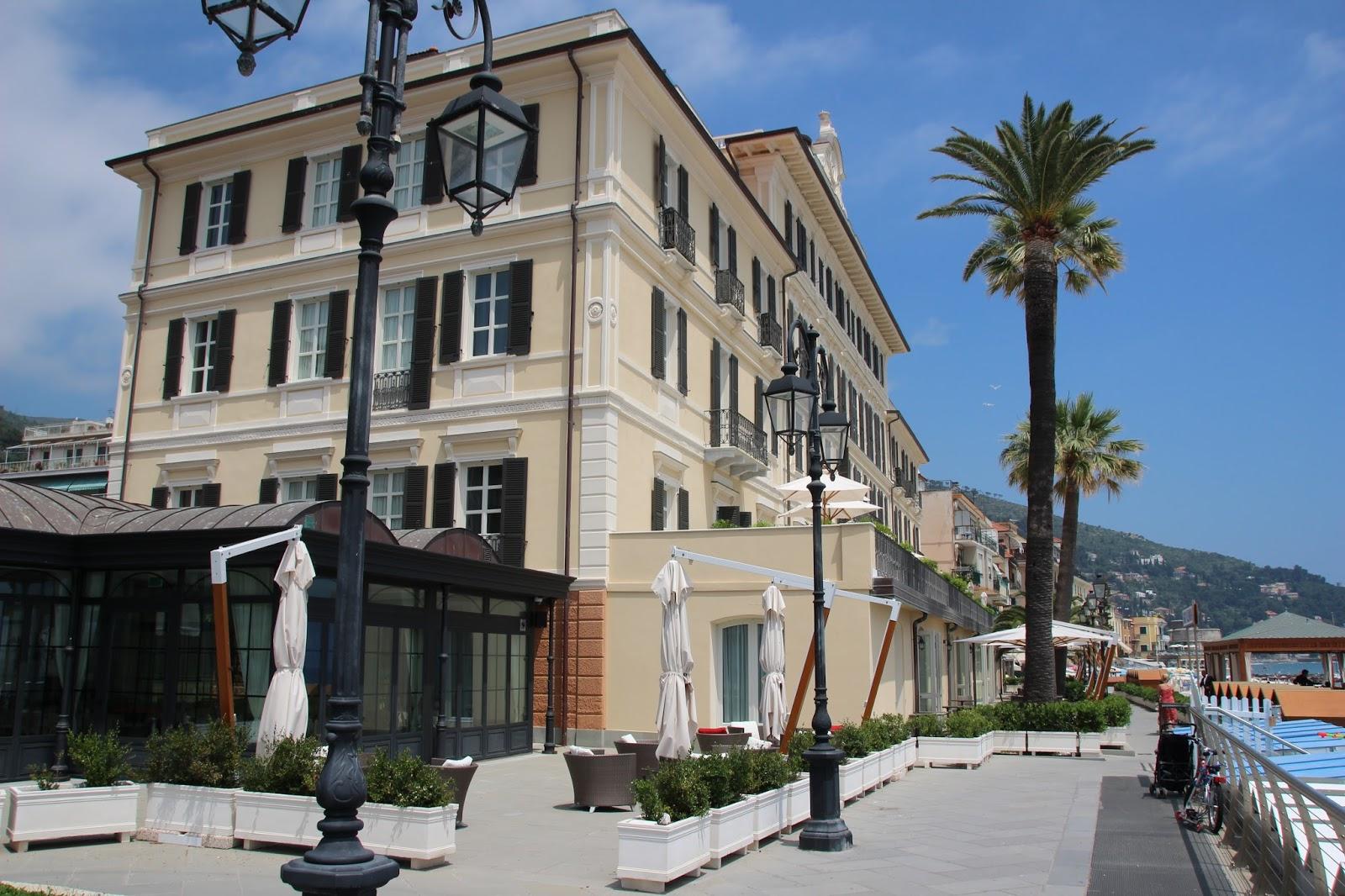 Hotel Corso Alassio Italien