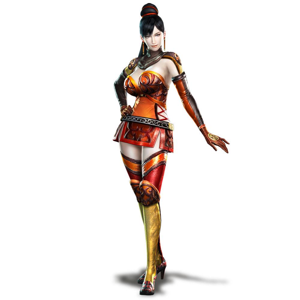 Warriors Orochi 3 Lian Shi: Quarantine World: Sounds Like A 90's College Radio Girl