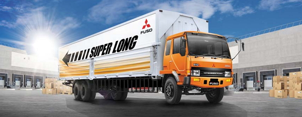 mitsubishi fuso fn 517 6x2 ml2 super long terbaru super capacity