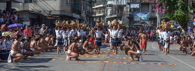 Indigenous Street Dance Municipality Presentations