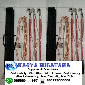 Jual Grounding Alat PLTU Stick max 36 kv di Jakarta